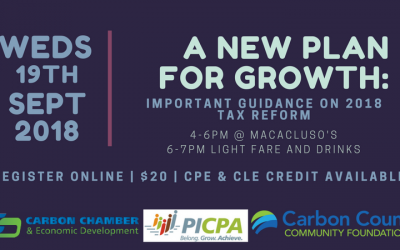 Calling all Accountants, Lawyers, Financial Advisers, Business-owners in the Carbon County region