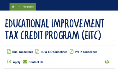Apply to EITC on July 1