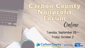 2020 Nonprofit forum image
