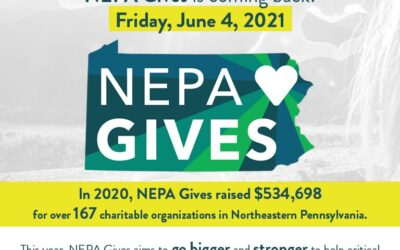 NEPA Gives is June 4th!