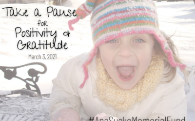 Take a Pause for Positivity & Gratitude