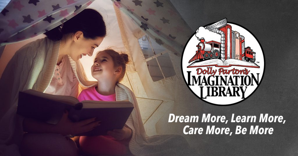 Photo of Dolly Partons Imagination Library
