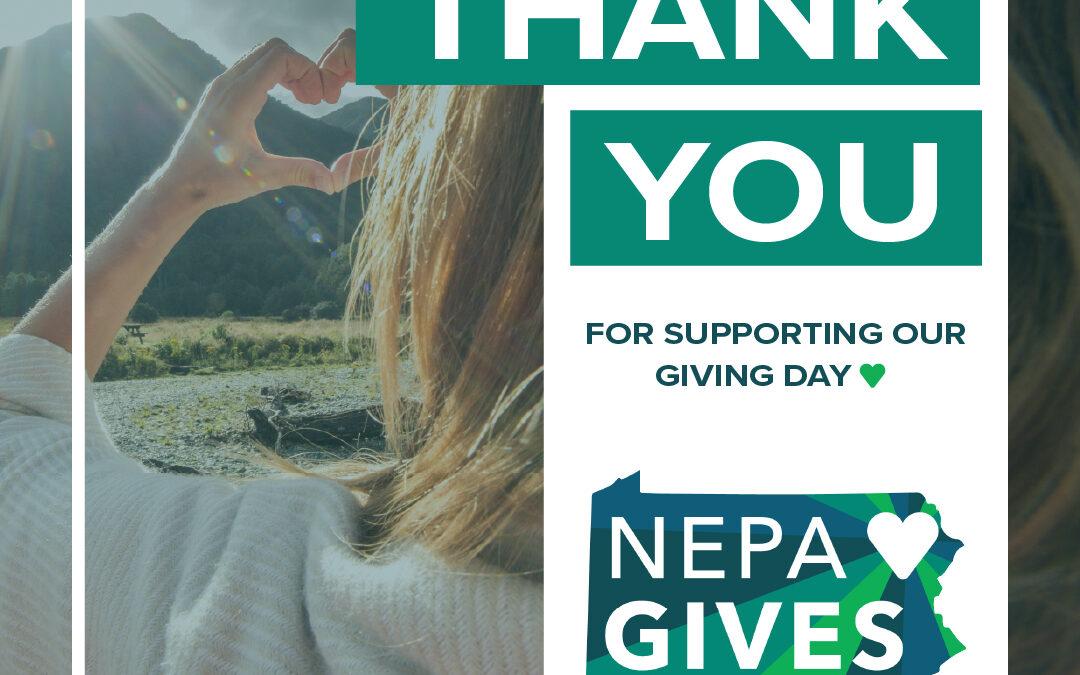 NEPA Gives Raises $1.2 Million!