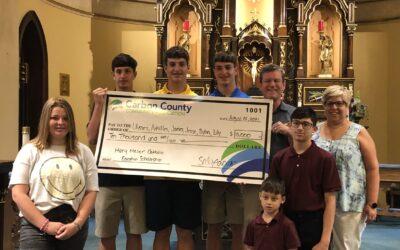 Mary Meier Catholic Education Fund Awards Tuition Scholarships
