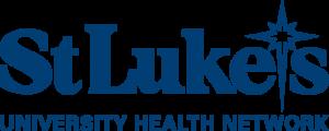 St Lukes University Health Network Logo Image